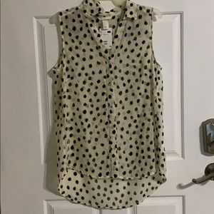 H&M brand new blouse with tag